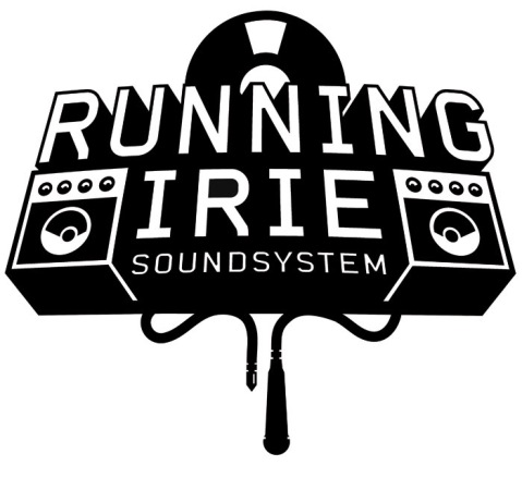 Running Irie logo klein